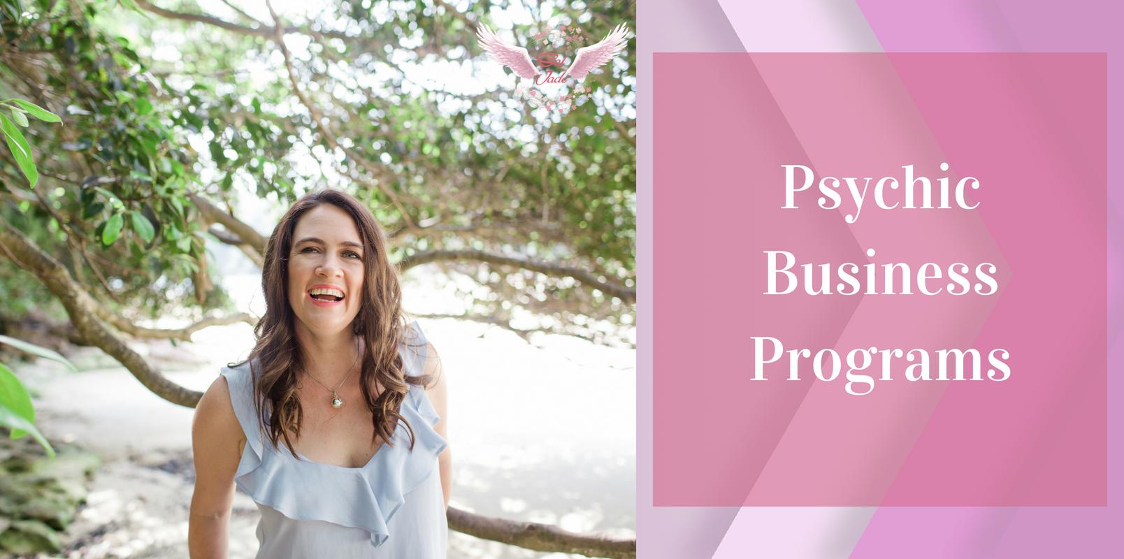 Psychic Business Programs | Sal Jade